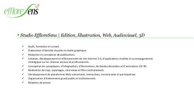 EffloreSens | Donnons du Sens à notre Avenir Slide 3