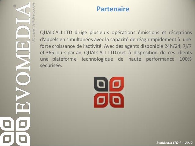 Social         EvoMedia LTD ® – 2012