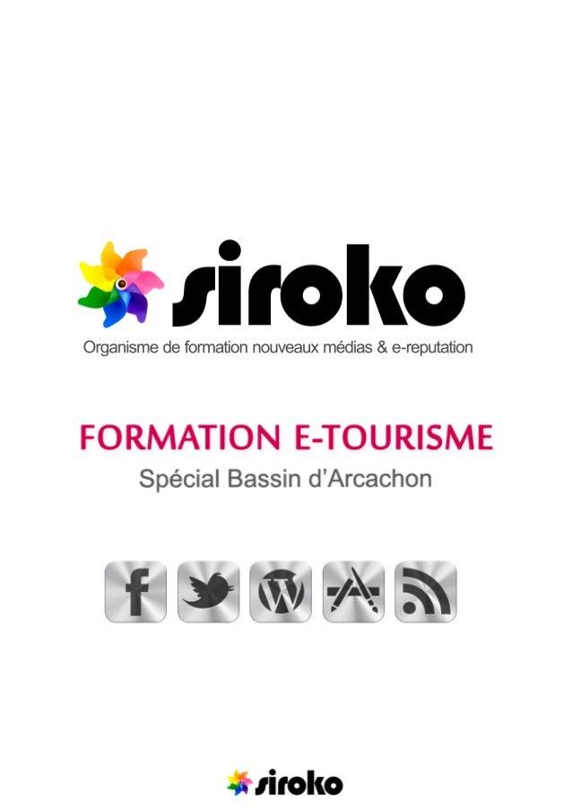 FORMATION E-TOURISME – 1 journéeNIVEAU 1 – 7H – ELIGIBLE DIFMaîtrisez les réseaux sociaux et optimisez votre stratégie dep...