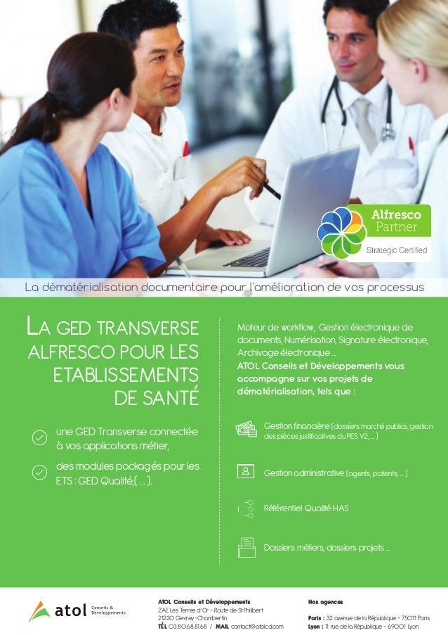TÉL 03.80.68.81.68 / MAIL contact@atolcd.com ATOL Conseils et Développements ZAE Les Terres d'Or - Route de St Philibert 2...
