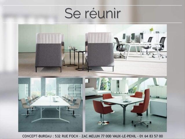 Pr sentation concept bureau 2015 am nagement de mobilier for Bureau concept