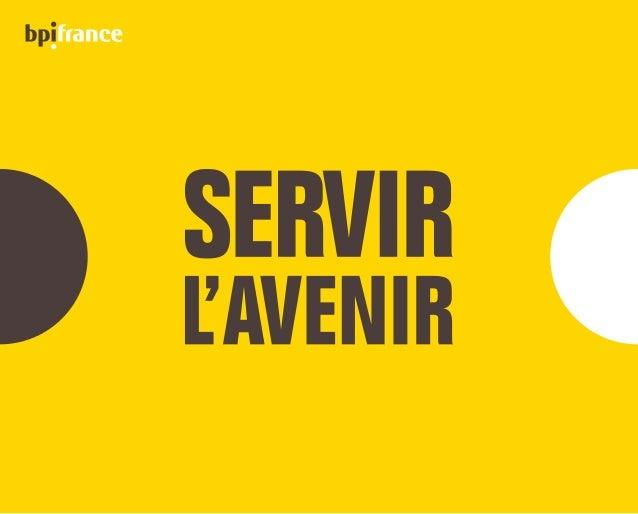 3-5 6-8 9-10 11-13 1. 2. 3. 4. NOTRE MISSION SERVIR L'AVENIR NOTRE MÉTIER ACCOMPAGNER LES ENTREPRENEURS NOTRE STRATÉGIE AS...