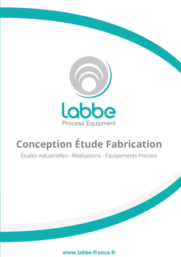 Plaquette LABBE Process Equipment