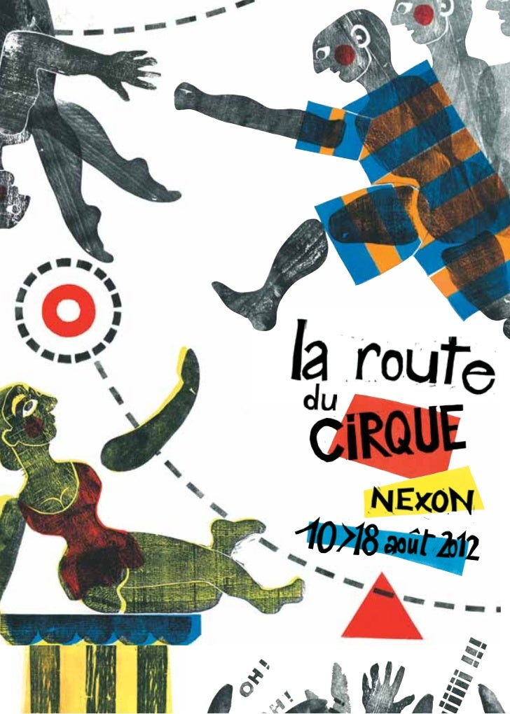 Vingt-cinq ans de cirque à Nexon, toute une histoire!                                                                    ...
