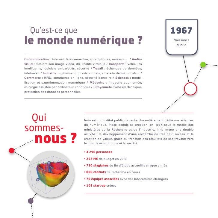 Inria - Plaquette du centre de recherche de Nancy - Grand Est Slide 3