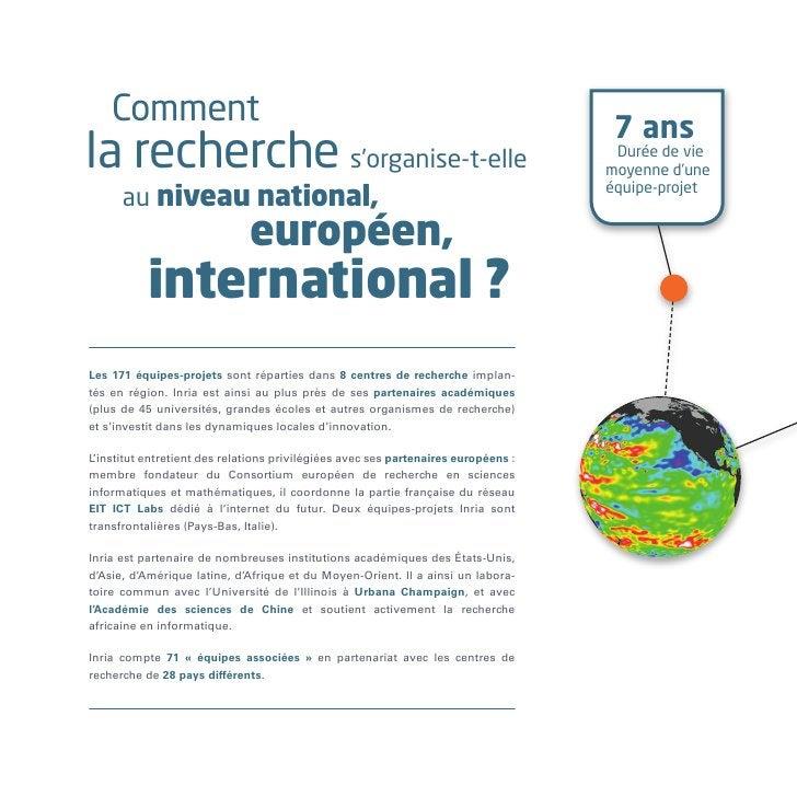 Inria - Plaquette du centre de recherche Rennes - Bretagne Atlantique