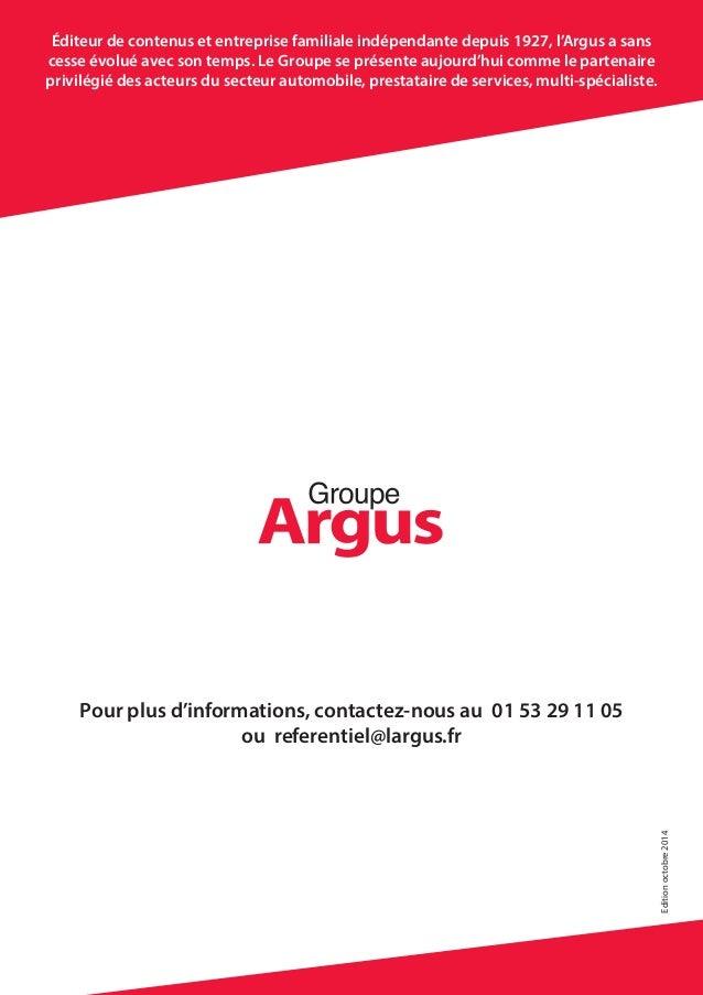 Éditeur de contenus et entreprise familiale indépendante depuis 1927, l'Argus a sans cesse évolué avec son temps. Le Group...