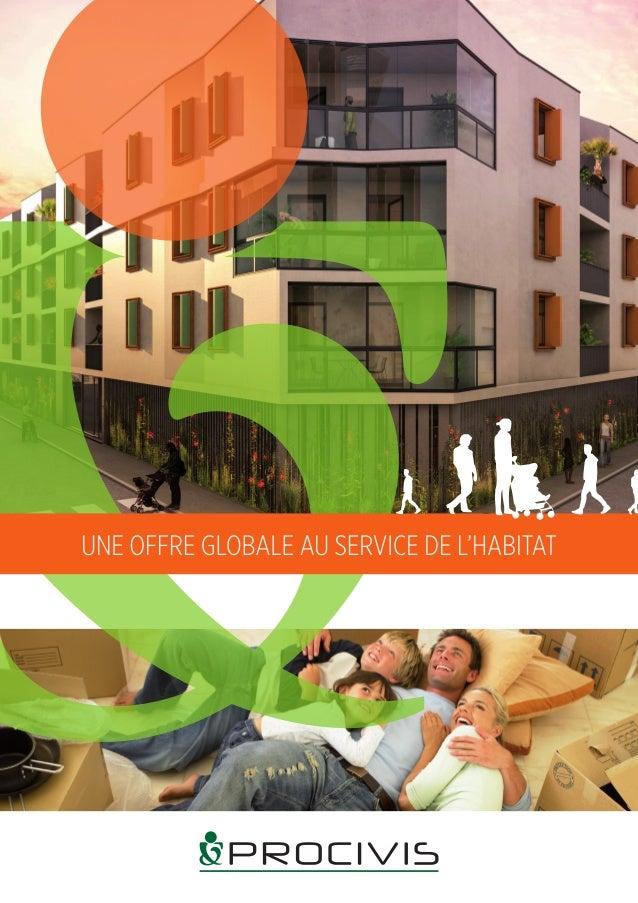Présentation du réseau immobilier PROCIVIS - juin 2016