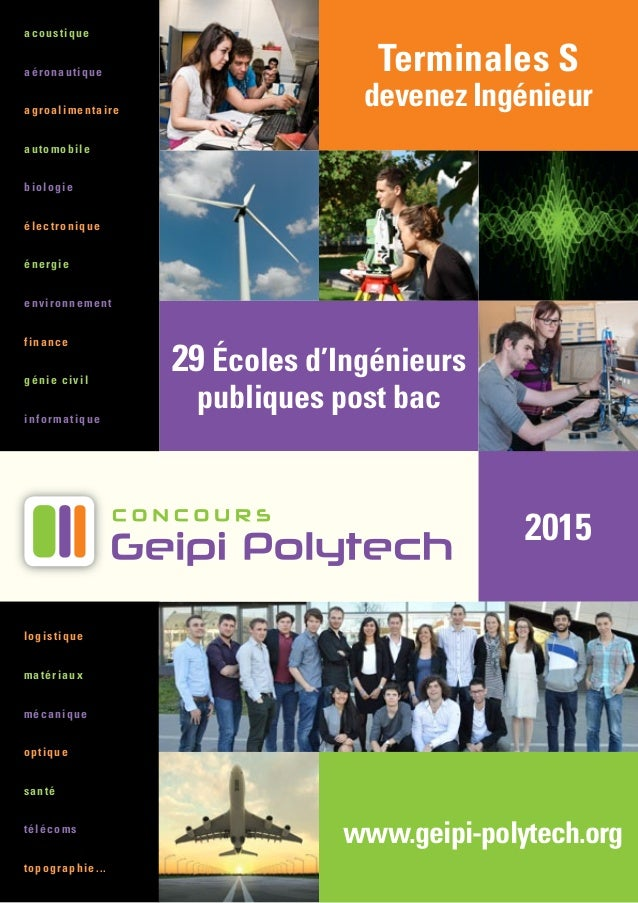 acoustique  aéronautique  agroalimentaire  automobile  biologie  électronique  énergie  environnement  finance  génie civi...
