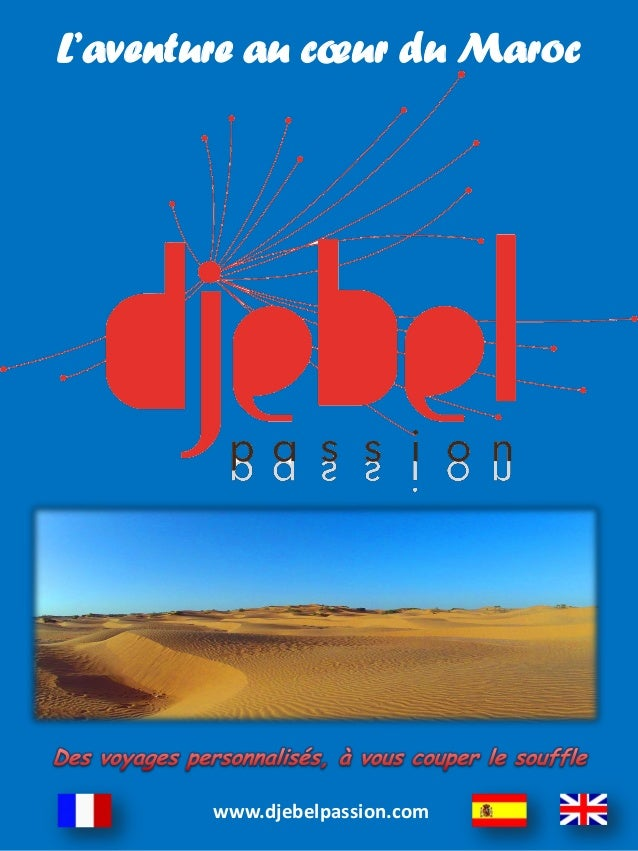 www.djebelpassion.comL'aventure au cœur du Maroc