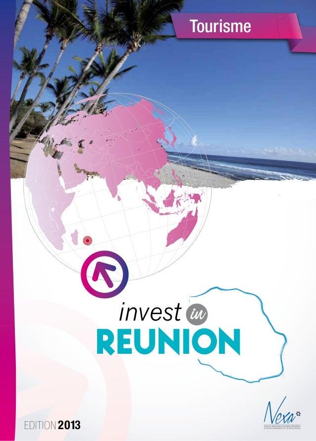 Charte Graphique Nexainvest inReunionEdition 2013Tourisme