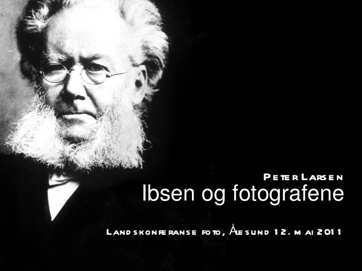 Peter Larsen Ibsen og fotografene Landskonferanse foto, Ålesund 12. mai 2011