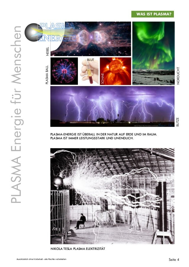 Generator keshe bauanleitung plasma Energy