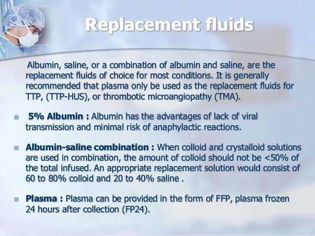 asfa guidelines plasma exchange 2013