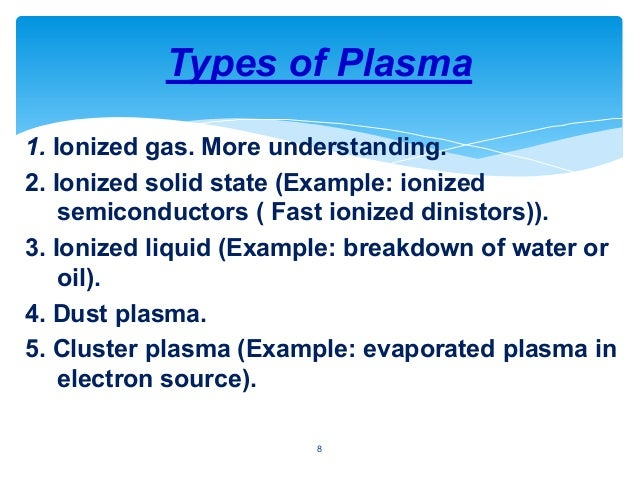 Plasma Science And Applications 2013