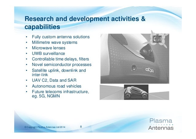 Plasma Antenna Technology Overview