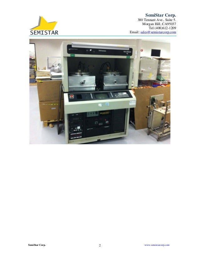 plasma therm 700 series wafer batch plasma etcher and pecvd semiconductor process equipment in stock 2 638?cb=1487548411 plasma therm 700 series wafer batch plasma etcher and pecvd semicon  at edmiracle.co