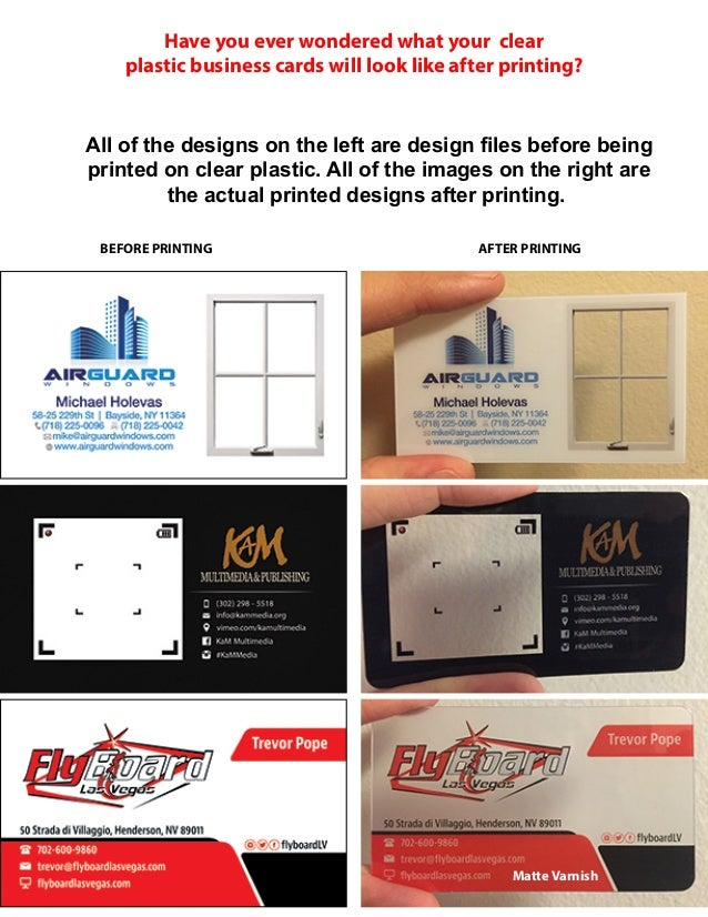Plastic Business Cards: The Beginner\'s Guide