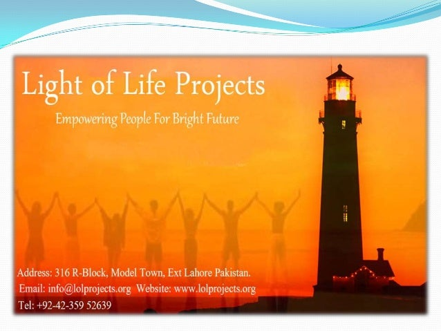 LIGHT OF LIFE PROJECTS Aims & Objectives:  Education awareness the usage of Plastic bags  Pollution reduction  Reduce d...