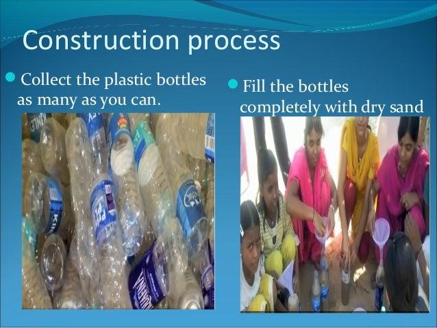 Plastic bottle construction.!!!!! Slide 3