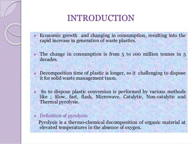 Plastic conversion copy