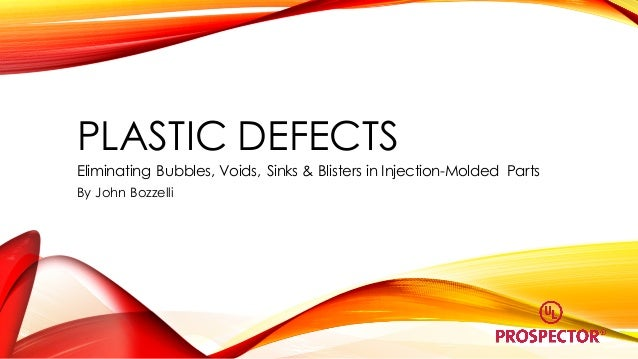 Injection Molding Part Defects Related Keywords