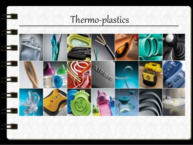 Thermo-setting plastics  The thermo-setting or heat convertible group is the general term applied to the plastics which b...