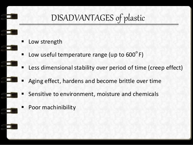 Uses of plastic  There are more than 10000 different kinds of plastics available in the market and their performance abil...