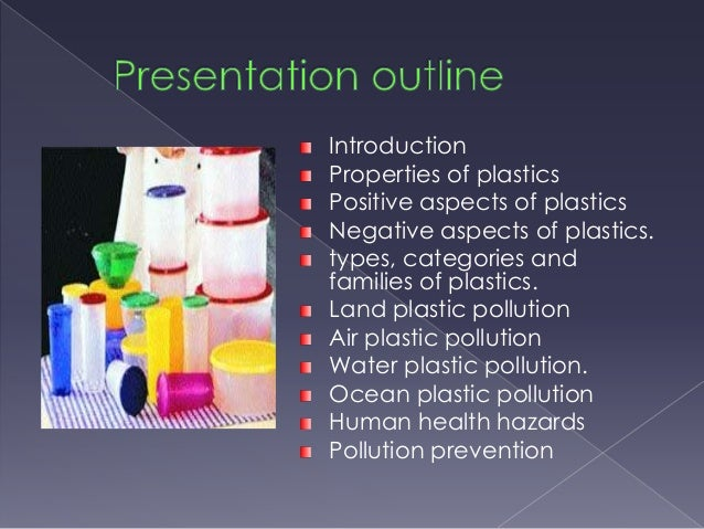 effects of plastic pollution on human health