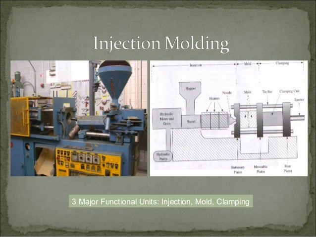 Plastic injection moulding ppt