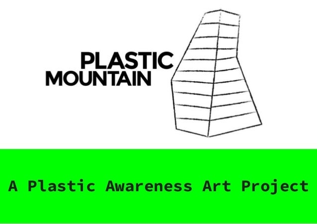 A Plastic Awareness Art Project