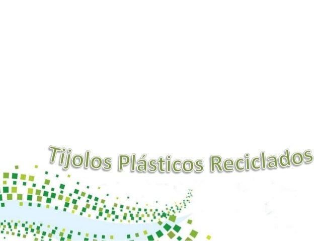 • O Plástico, hoje, é uma indústria maior do que o aço e  alumínio combinados. Plástico provavelmente tem um  histórico de...
