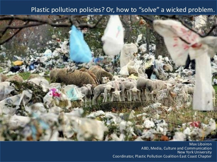 essay on plastic harm the environment Harmful effects of plastic on the environment essay has the potential to affect many types of biota harmful effects of plastic on the environment.