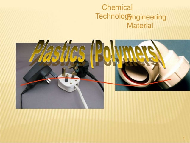 Chemical Technology Engineering Material  1
