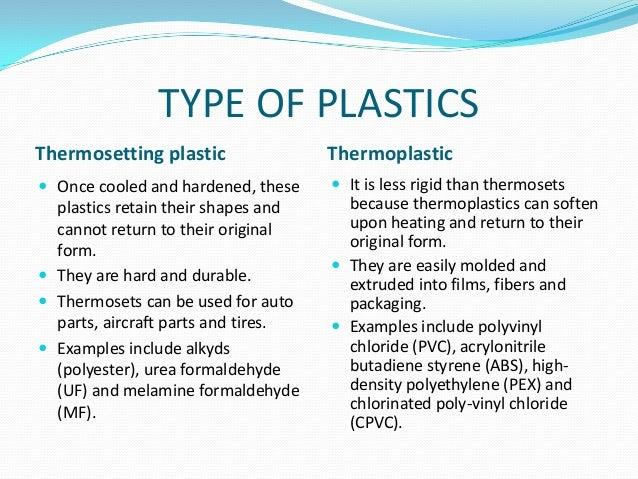 Plastic Presentation