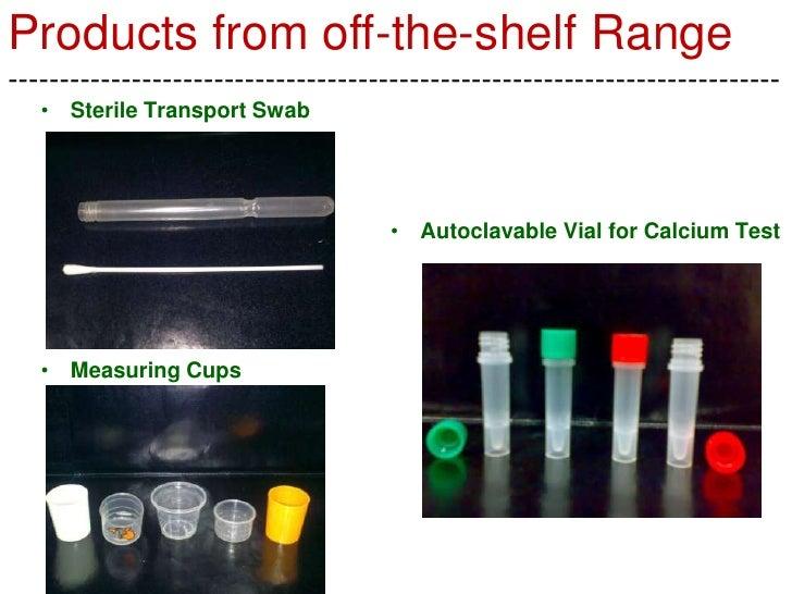 Media bottles</li></ul>Disposable & Autoclavable Petri dishes <br /> Flexi Plates <br />Transport Swabs<br />Air Samplers ...