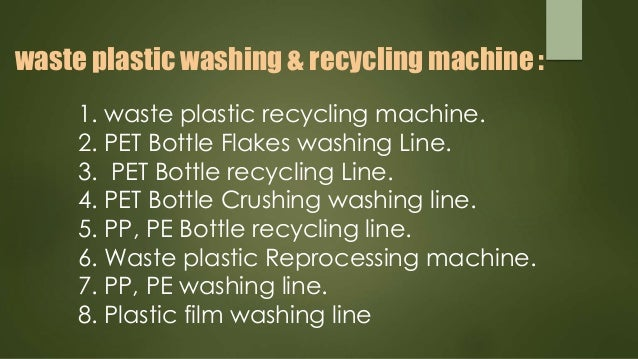 plastic recyclimg business plan Ambercycle industries business plan 5 20 executive summary ambercycle industries focuses on reducing the costs of recycling plastic pollutants by engineering microorganisms to.