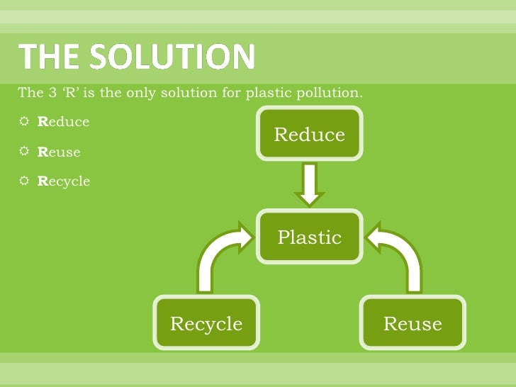plastic solution The environmental movement called the plastic solution encourages everyone  to repurpose plastic bottles by stuffing them with other.