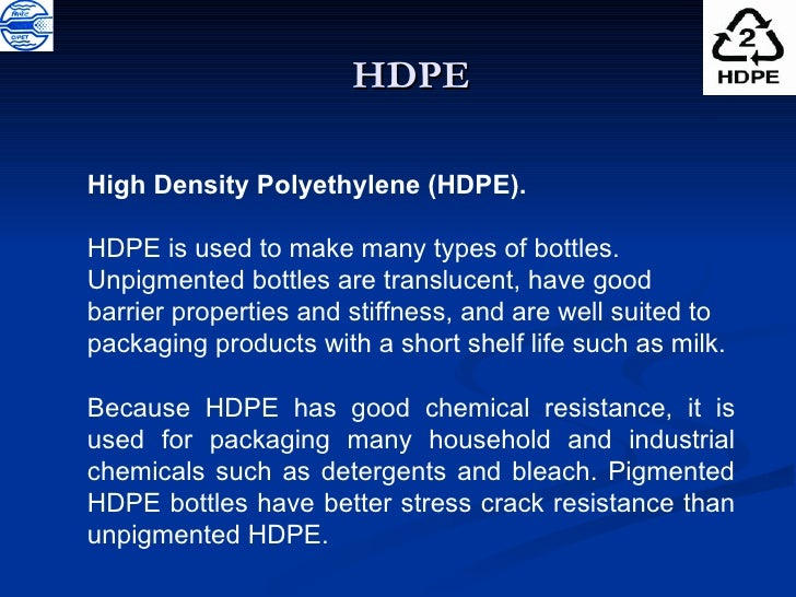 Plastics In Packaging Of Drinking Water By Dr. Sania ...