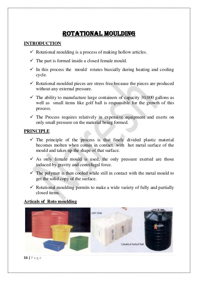 Plastics Processing Training Online PDF for Injection Mold ...