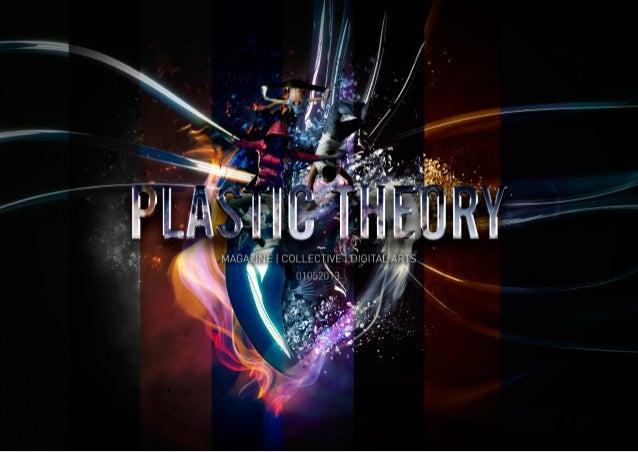 """PLASTIC THEORYIl progetto """"co-magazine""""intro"""
