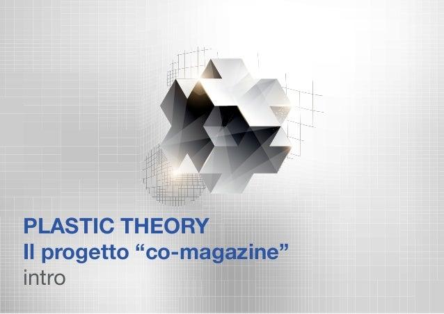 Plastic theory Slide 2