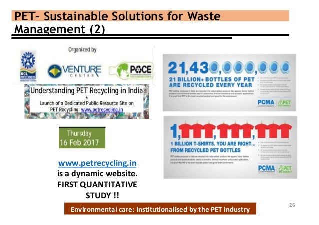 Plastic Waste: Best Technologies and Global Practices