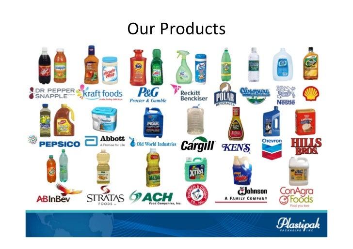 Presentation Of Plastipak Packaging Inc Unilimited Possibilities