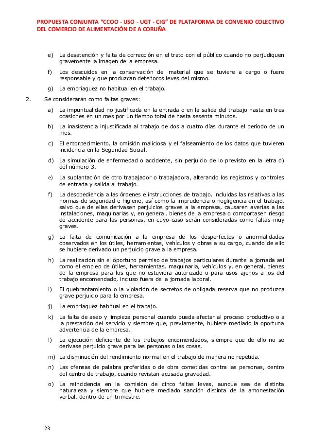 plataforma conjunta convenio alimentaciýýn coruýýa 2012 2013 definiti…