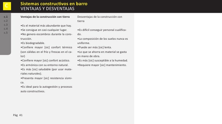 C        Sistemas constructivos en barro  c.1        Bahareque mejorado c.2        La estructura principal de esta pared e...