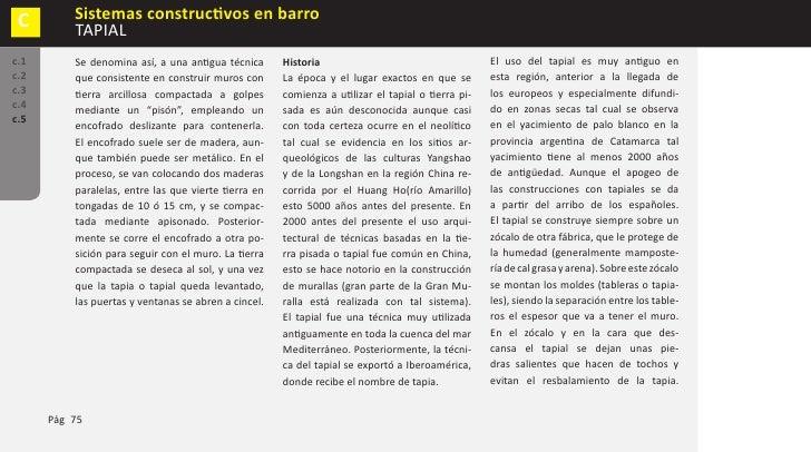 Plataforma de preservacion de arquitectura de barro