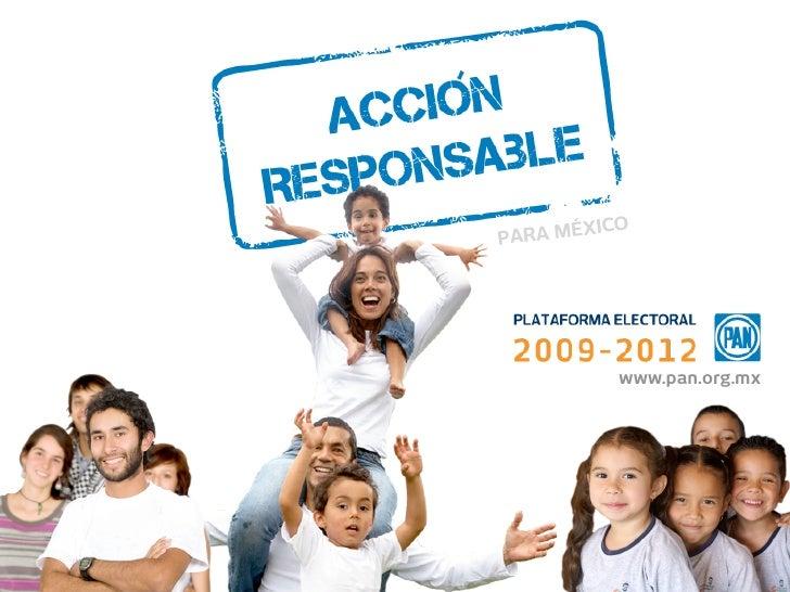 XICO PARA MÉ                 www.pan.org.mx