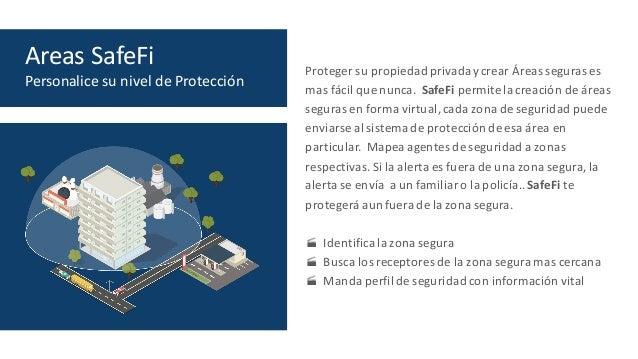 SafeFi guarda y compare información vital del usuario, como tipo de sangre, tipo de vehículo, entre otros. • Alergias e in...