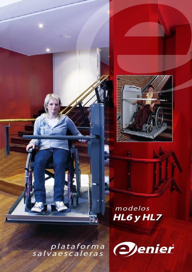 modelos                 HL6 y HL7    plataformasalvaescaleras